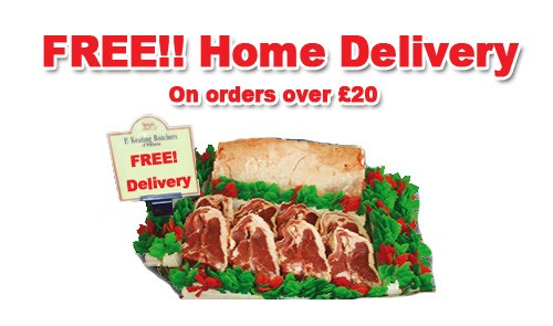 FREE Home Delivery Service