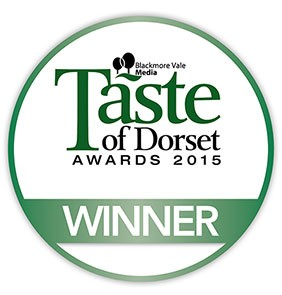 Winner! Taste of Dorset Best Butcher 2015