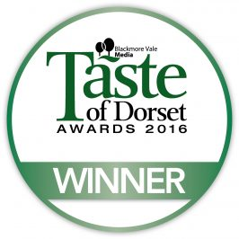 Winner again! Taste of Dorset, Best Butcher 2016